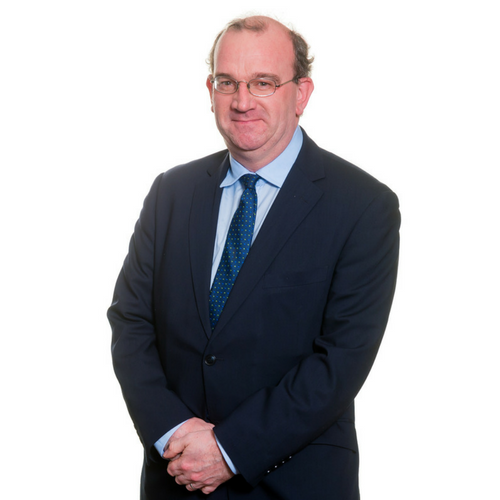 Dermot Hughes - Barrister at St John's Buildings