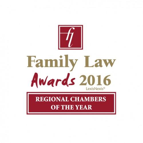 Family law awards winner regional chamber