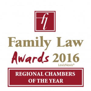 Family law awards winner regional chamber