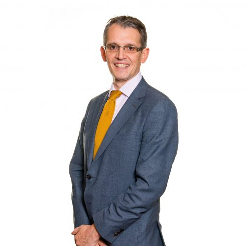 Stephen Brown - Barrister at St John's Buildings