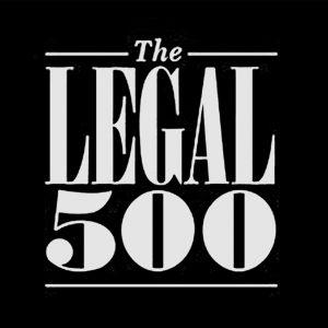 The Legal 500 UK Logo