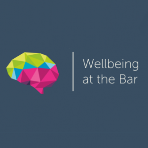 Wellbeing at the Bar Logo